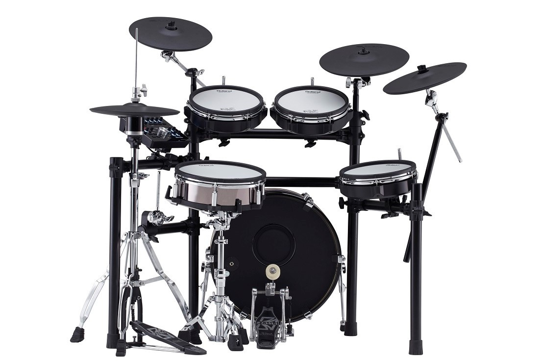 Roland TD-25KVX (KD-180 & MDS-9SC) [18 inches of TD-25 ultimate form of adopting the bass drum!]