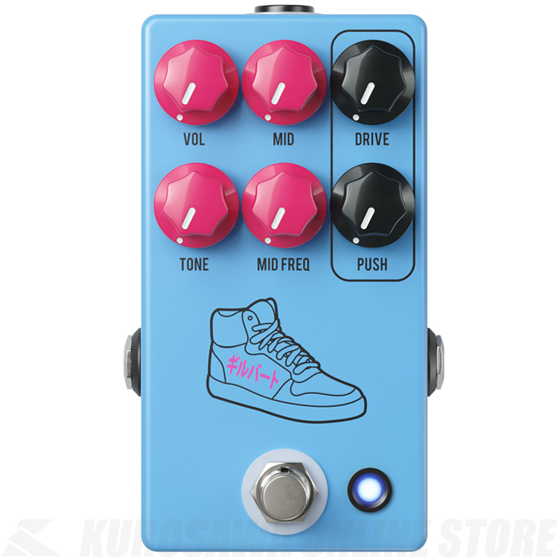 JHS Pedals PG-14《Paul Gilbert Signature Pedal 》【送料無料】