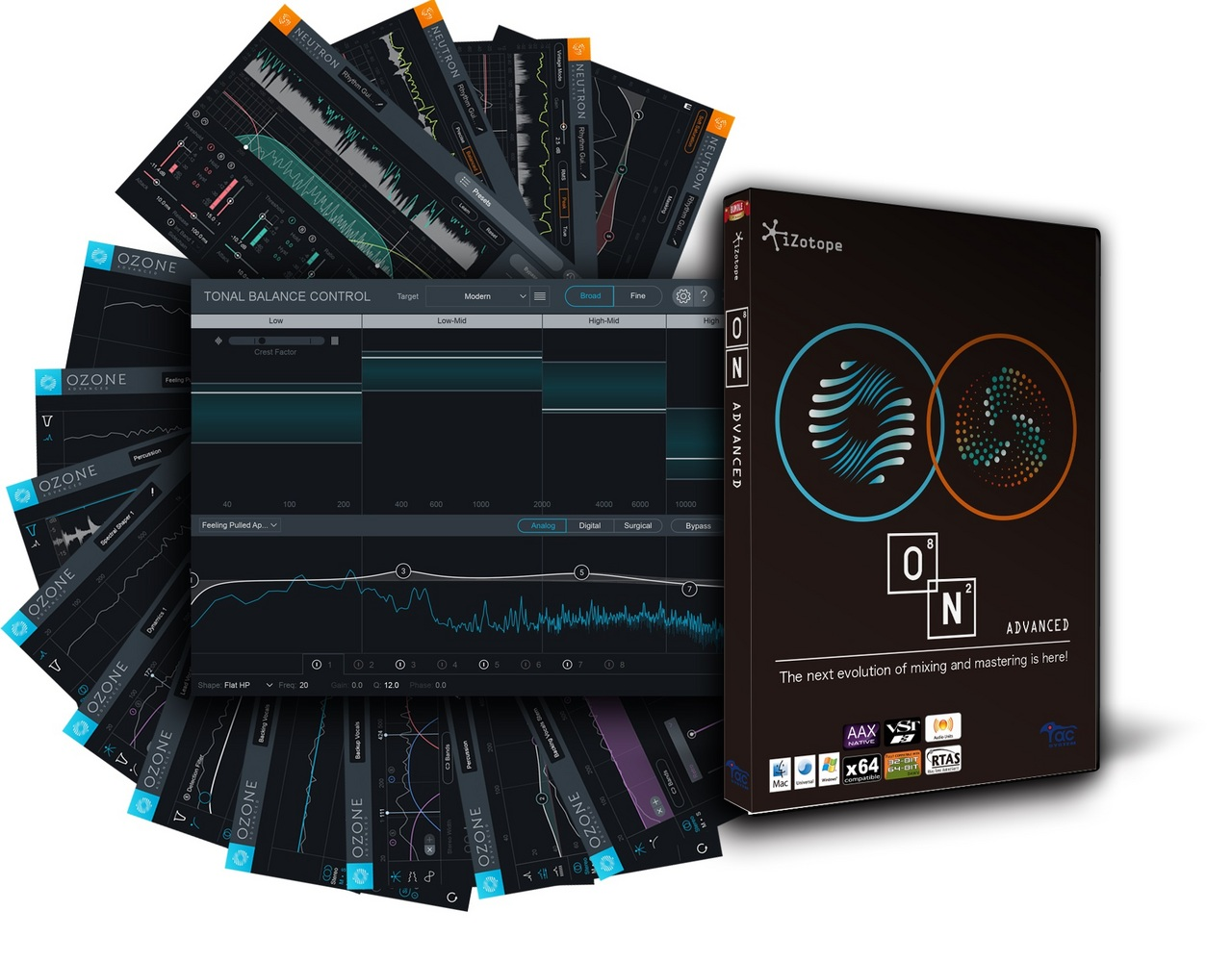 iZotope O8N2 Bundle [e-mail delivery]