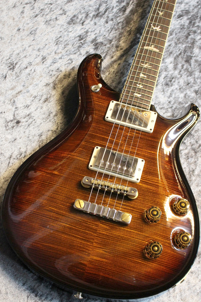 Paul Reed Smith(PRS) Custom Select McCarty 594 McCarty Black Gold Wrap Burst #247666【選定品】【良杢個体】【超良音個体】