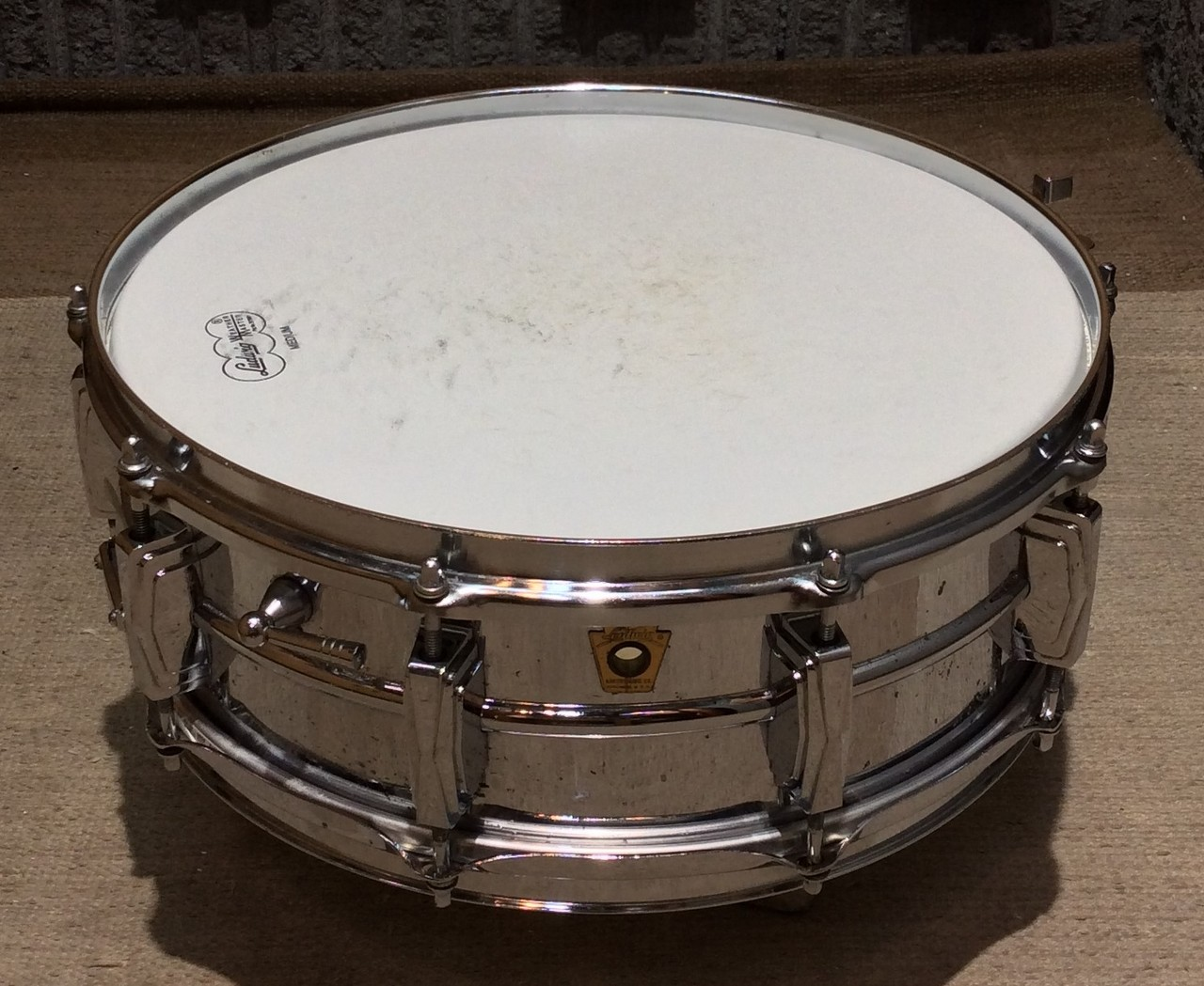 Ludwig Supersensitive Snare LM400