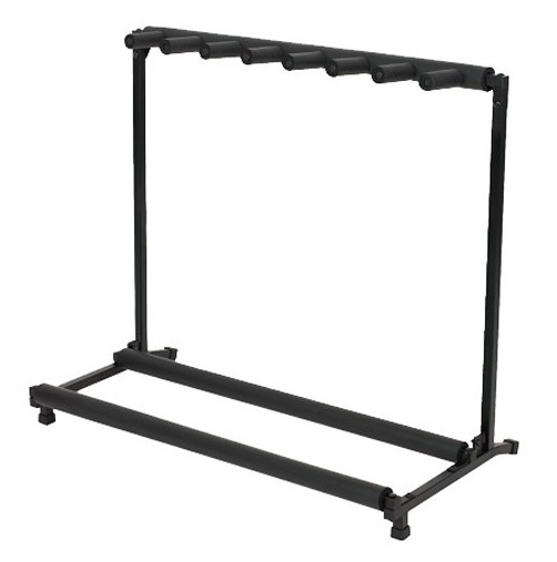 RockStand by Warwick RS20882B / 1FP guitar stand for 7 double feature