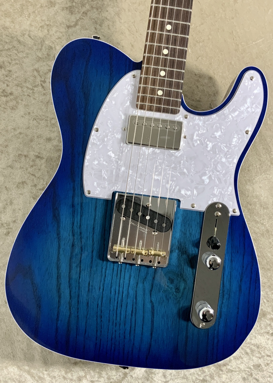FUJIGEN(FGN) NTL21RAH -See Through Blue Burst- #K190076 【3.55kg】【ダンカン】【トップラッカー】