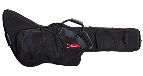 Providence TOUR COMFORT CASES Series II TCX-1 BK (for Explorer Type) [エレキギター用ギグバッグ]