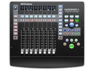 PreSonus FaderPort 8 [quickly, !! efficient music production] [Shinsaibashi]