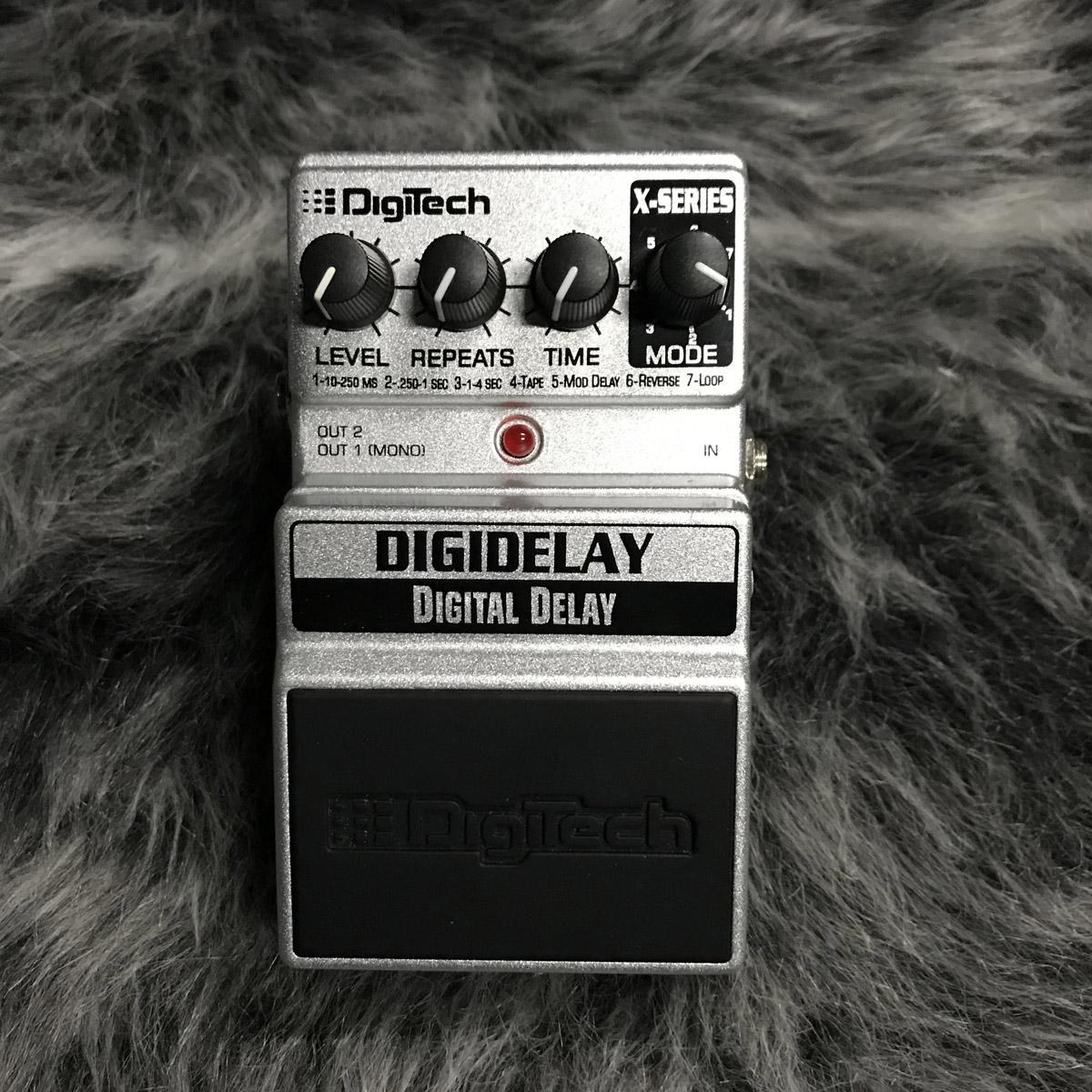 Digitech公司DigiDelay