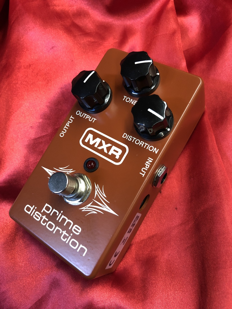 MXR M69M Prime Distortion