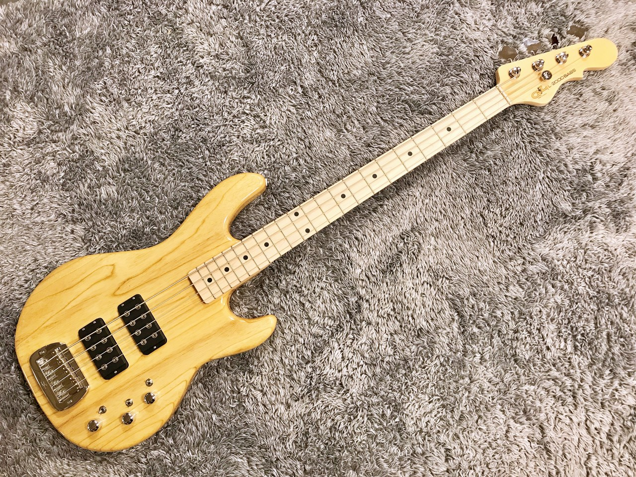 G&L Tribute L-2000 Natural/Maple【2020年製】