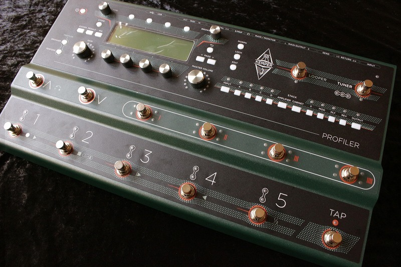 Kemper 【おすすめ!!】【美品!!】PROFILER STAGE【USED】【即納可】