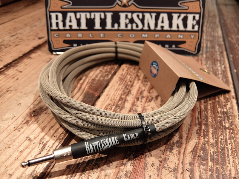 Rattlesnake Cable Standard Dirty Tweed 6m SS