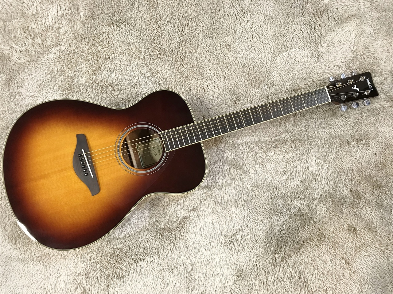 YAMAHA TransAcoustic FS-TA BS (Brown Sunburst) Outlet Specials]