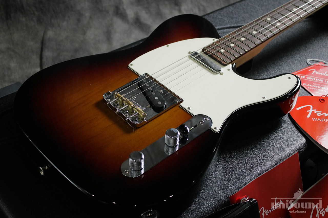 Fender American Professional Telecaster RW 3TS 2018