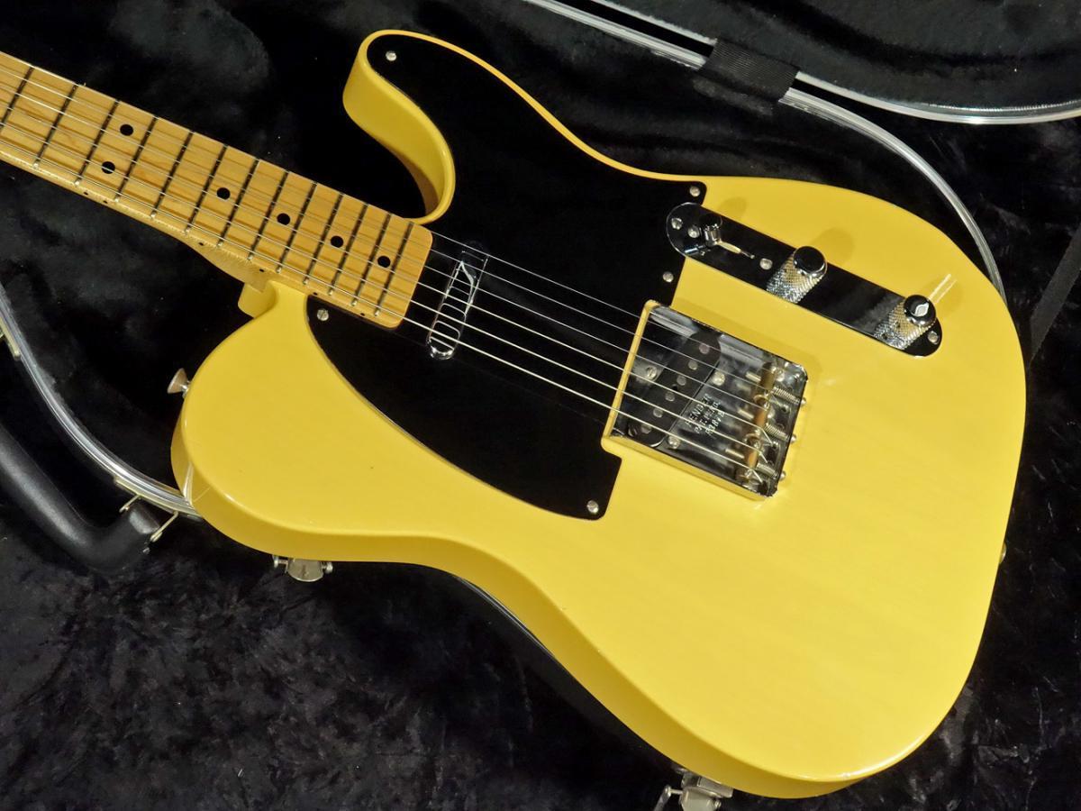 Fender Custom Shop 1951 Nocaster NOS Vintage Blonde [the end of the year big thank Sale] [Toyota shop]