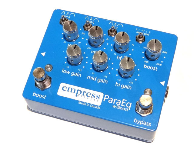 Empress Effects ParaEQ w / Boost: Shopping for japanese item