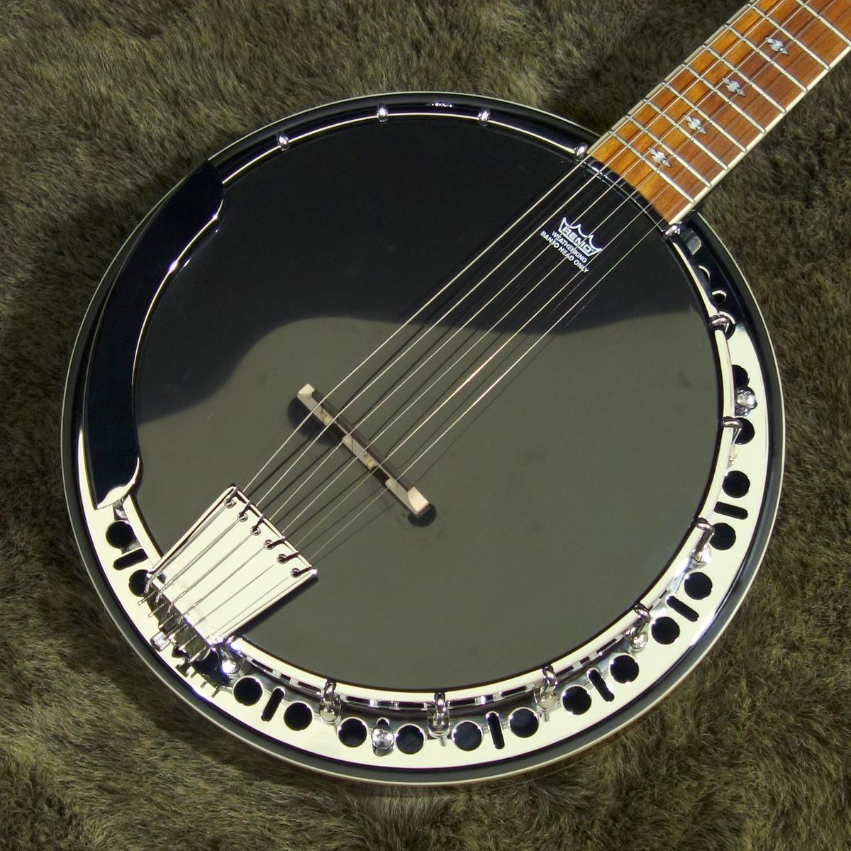 Epiphone Stagebird 6-String Electric Banjo Mahogany