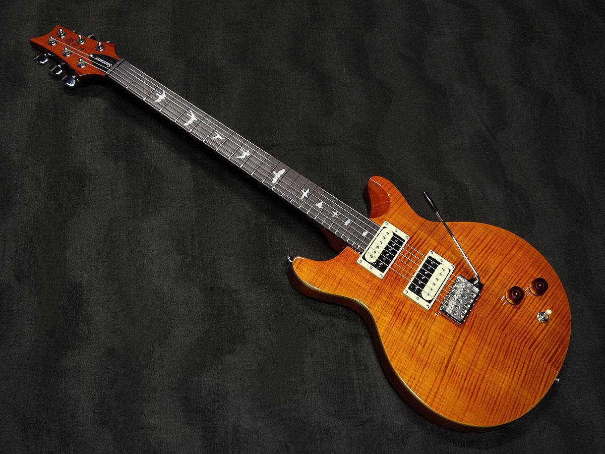 Paul Reed Smith(PRS) SE Santana Orange [半期決算セール対象商品]