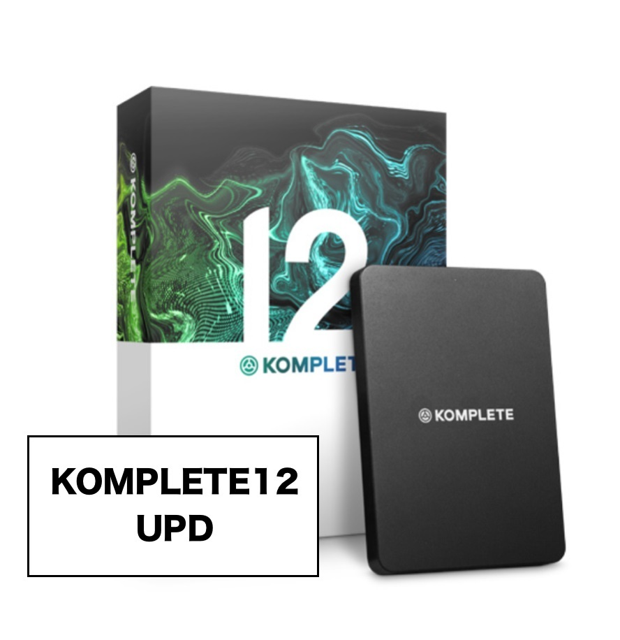 NATIVE INSTRUMENTS KOMPLETE12 UPD