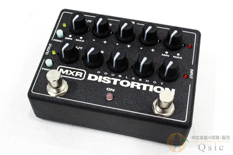 MXR M-151 Double Shot Distortion [UF823]