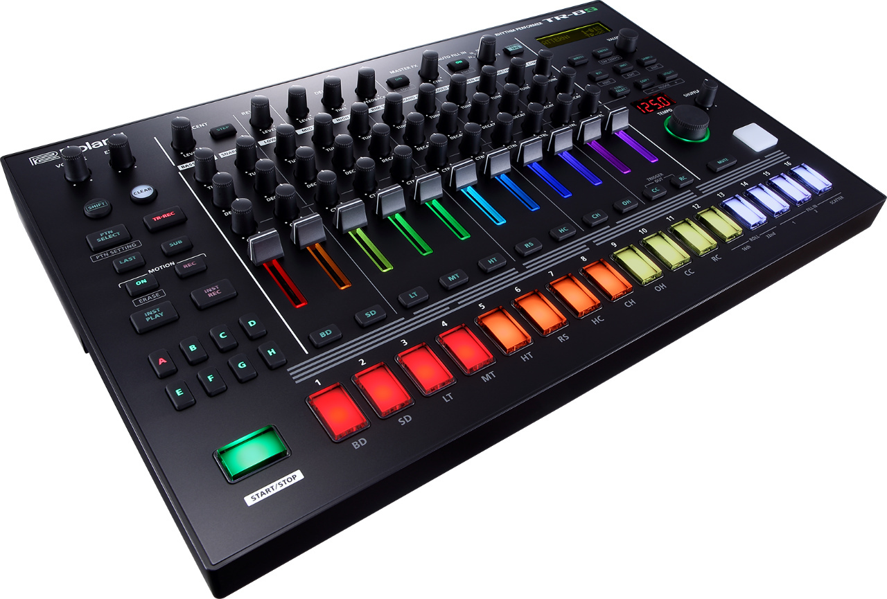 Roland TR-8S stock. The next minute stock Now accepting!