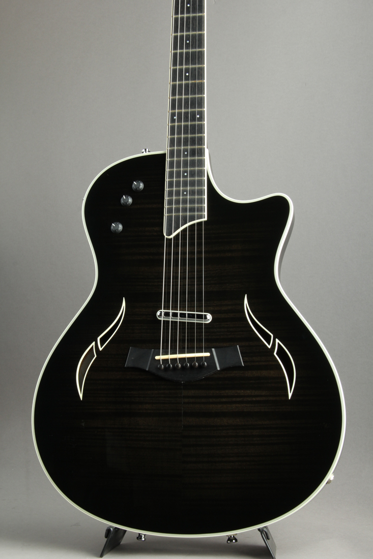 泰勒T5-S1透明的黑色2011