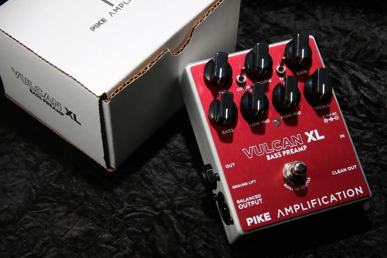Pike Amplification VULCAN XL