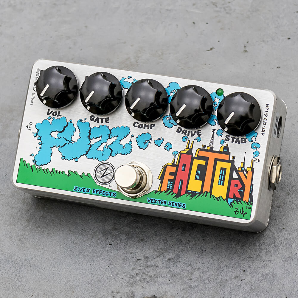 Z.Vex Fuzz Factory Vexter Series [Limited Specials!]