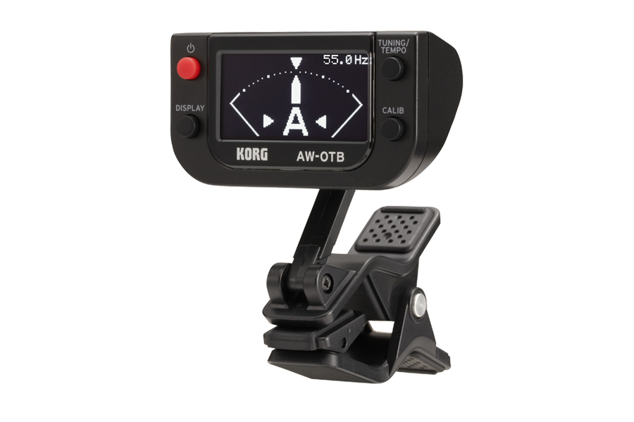 KORG AW-OTB Bass CLIP-ON TUNER 【福岡パルコ店】