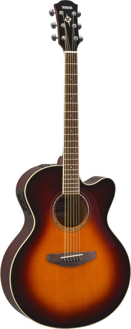 YAMAHA CPX-600 OVS(舊的小提琴旭日)CPX600OVS雅馬哈[橫濱]