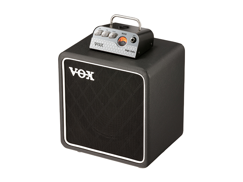VOX MV50 High Gain Set [Limited] [equipped with new vacuum tube Nutube] [new product] [You can instant delivery!]