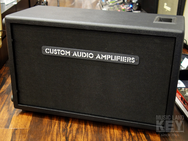 Custom Audio Amplifiers 212-L 2x12 Cabinet [guitar cabinet pronoun!] []