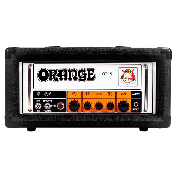 ORANGE OR15 Head [BLACK] 【特価】