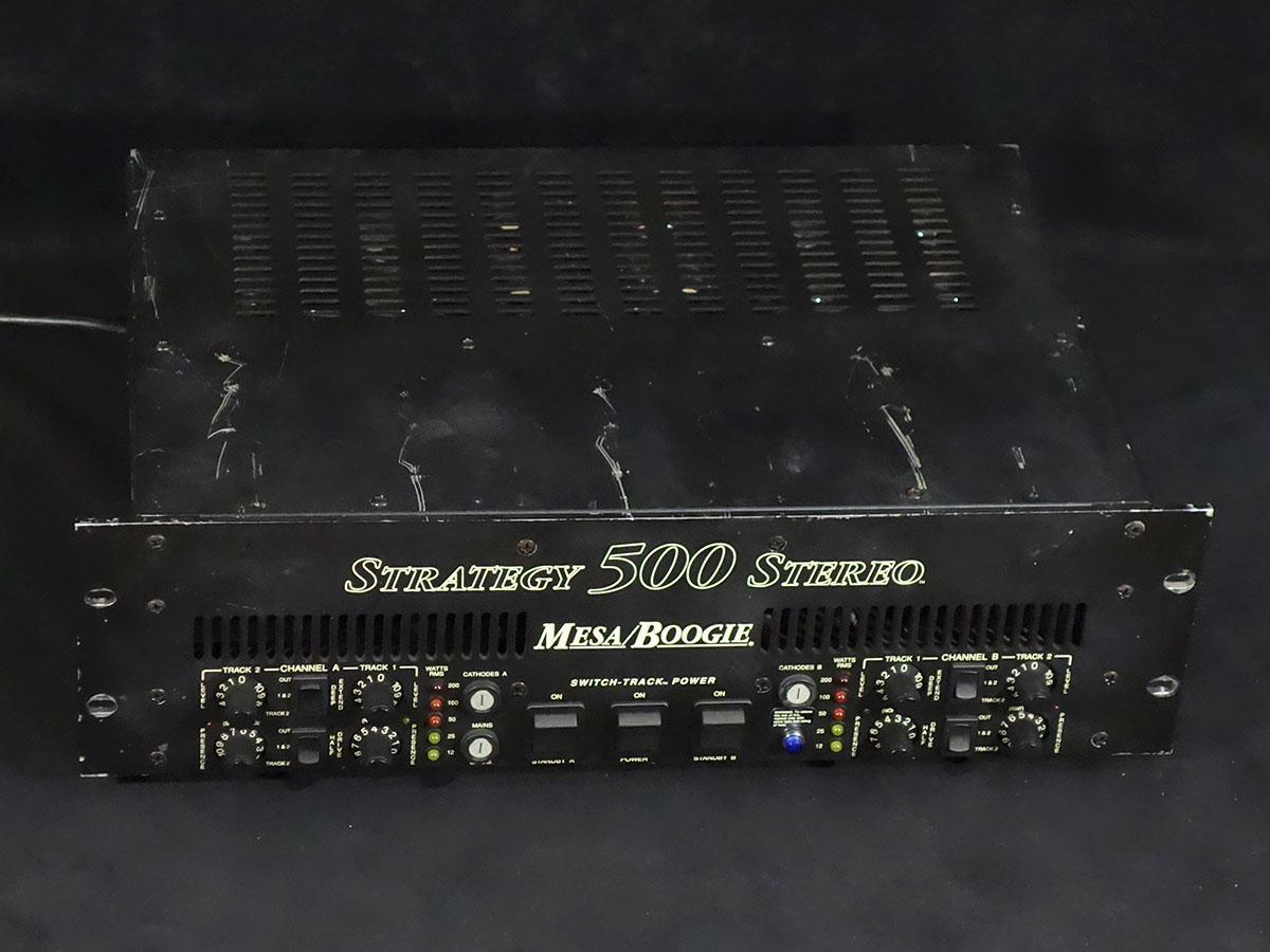 Mesa / Boogie Strategy 500