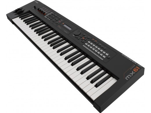 YAMAHA MX61 BK [with a lightweight, compact design !! special case!]