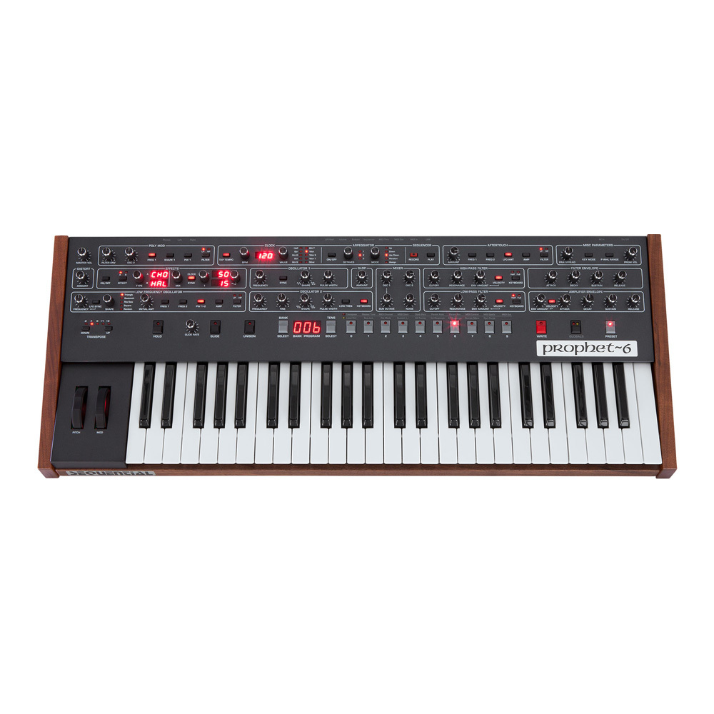 [During the exhibition in the shop] SEQUENTIAL Prophet-6 []