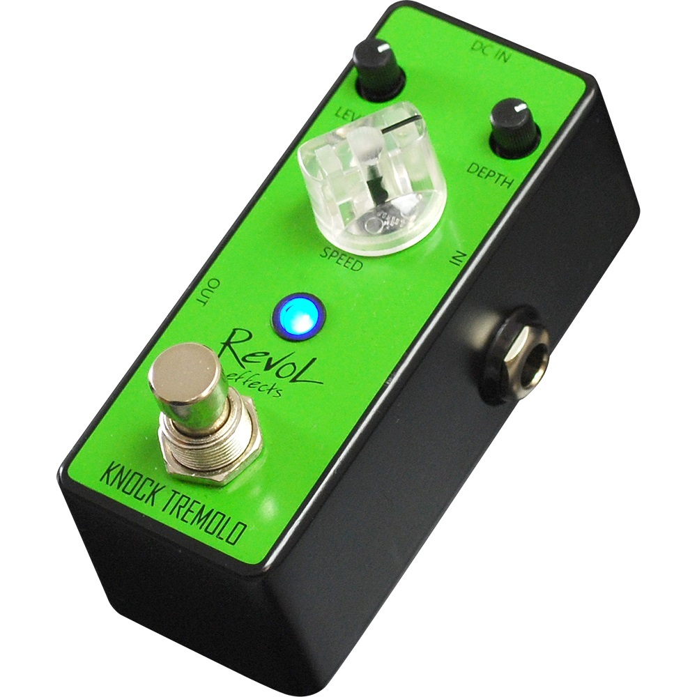 RevoL effects Knock Tremolo ETR-01 [tremolo]