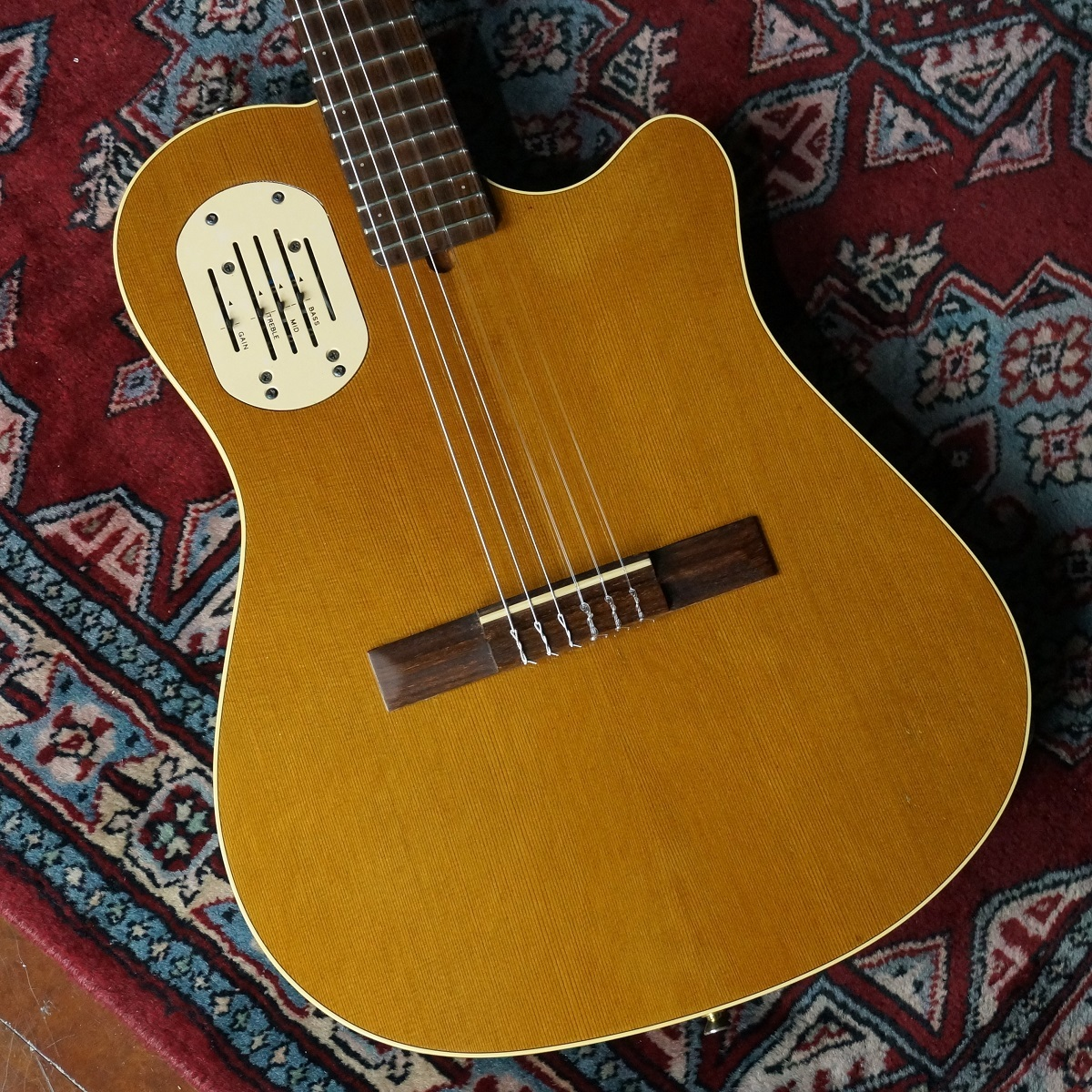 Godin Tele [cute looks !! that Quirky is a rare early Godin !! current model] Classic used