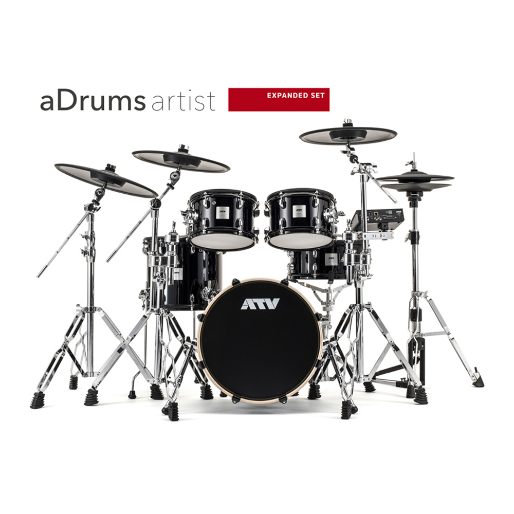 ATV aDrums artist Expanded Set [!] [In now trade-in campaign held!]