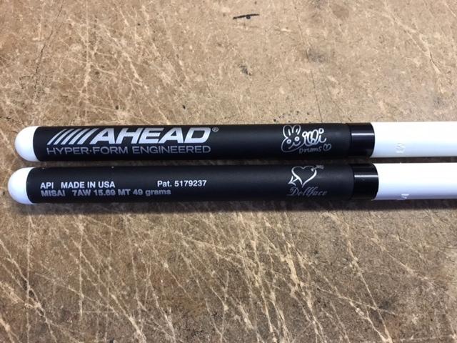 AHEAD misai Signature stick