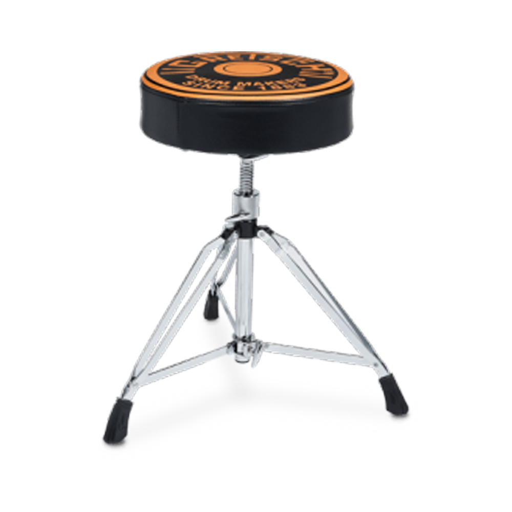 Gretsch DRUM THRONE WITH ROUND BADGE LOGO|GR9608-2【グレッチロゴが魅力的!!】