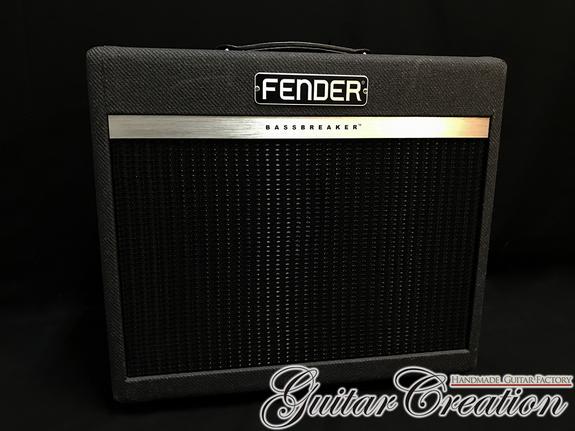 Fender Bassbreaker BB-112 '16年製【Amp Cabinet】~Clean Condition!~