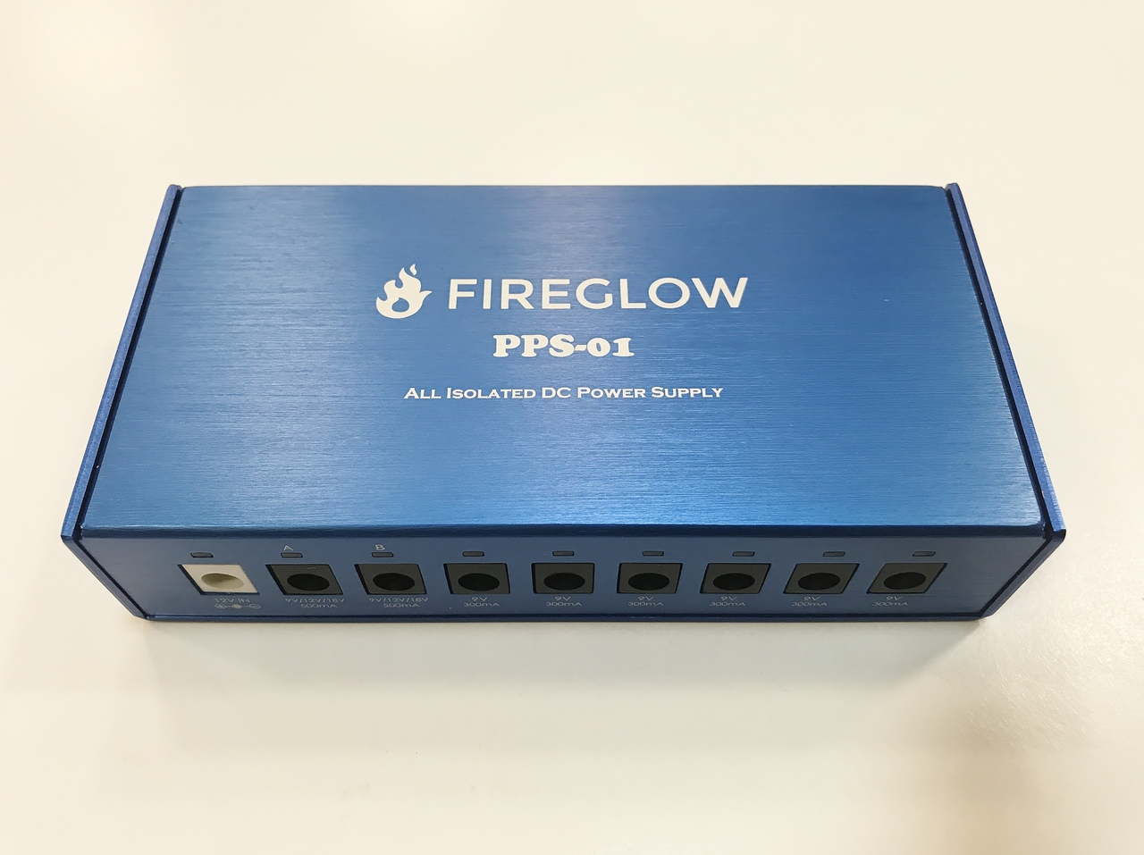 FIREGLOW PPS-01 All Isolated Pedal Power Supply [I sell!]
