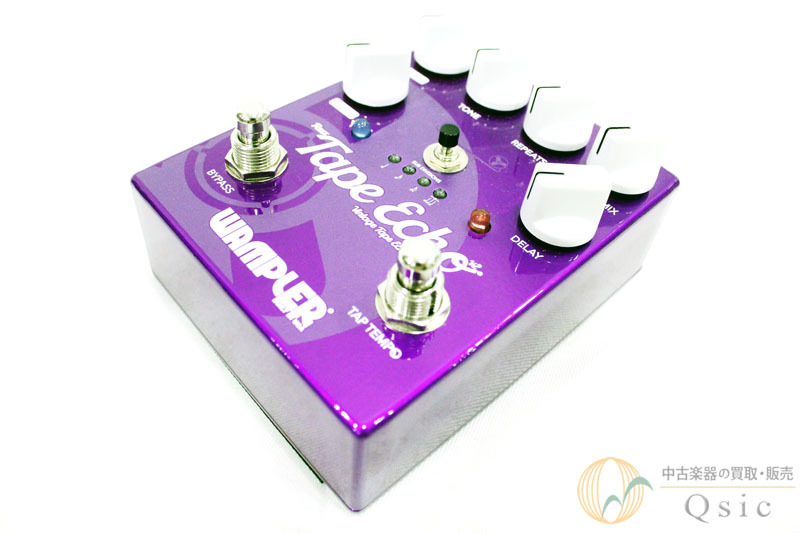 Wampler Pedals Faux Tape Echo V2 [NF740]