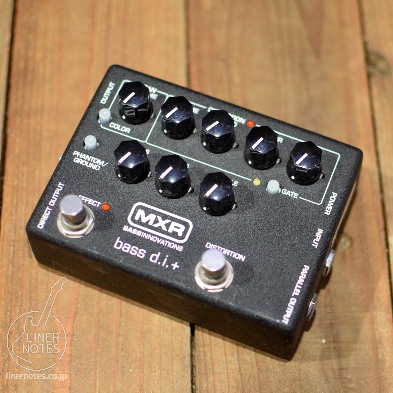 MXR M80低音DI +