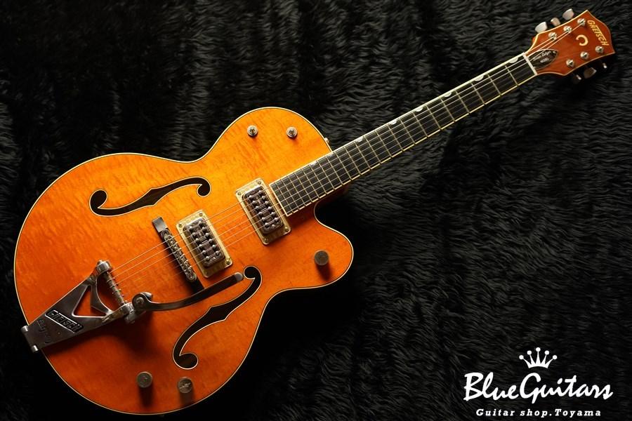 Gretsch G6120SSLVO Brian Setzer Nashville - Vintage Orange Lacquer