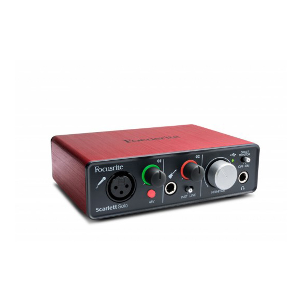 Focusrite Scarlett Solo G2 [instant delivery possible!] [!]
