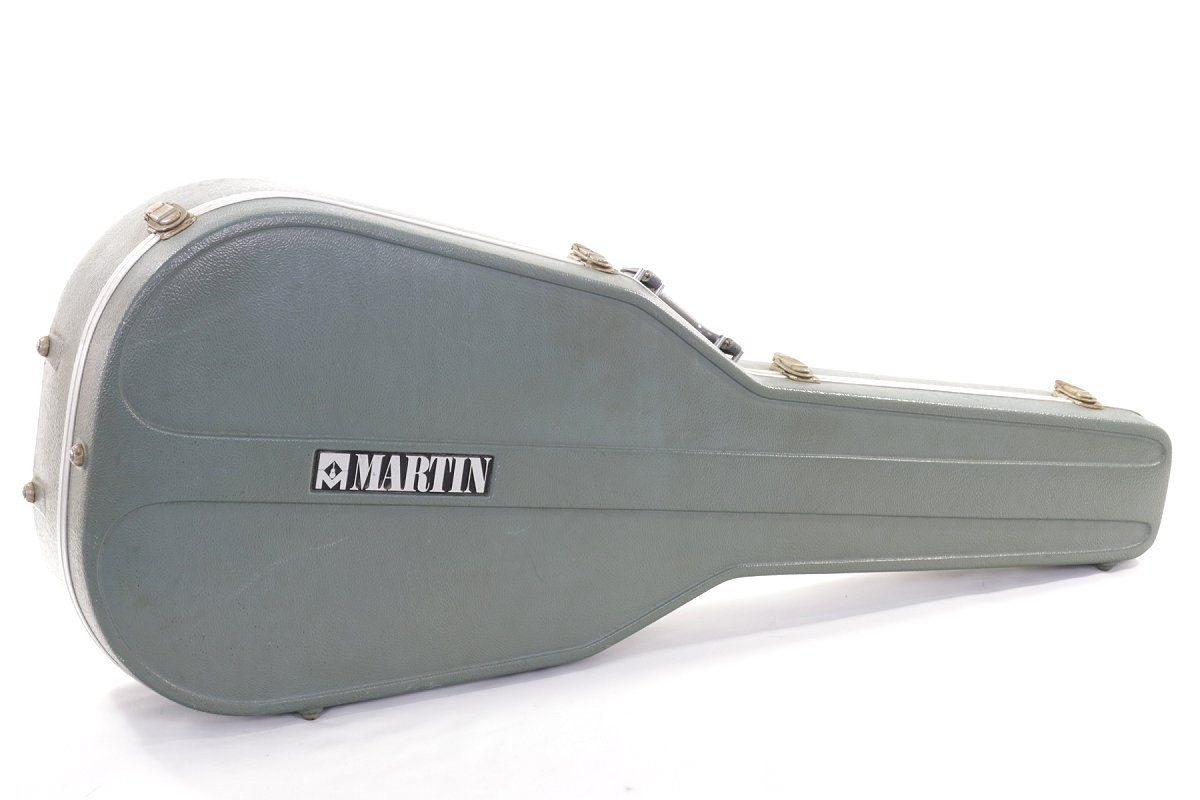 Martin Hard Case For Acoustic Guitar Martin [WEBSHOP]