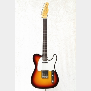 Fender Custom Shop Team Built 1963 Custom Telecaster Journeyman Relic / Chocolate 3-Tone Sunburst