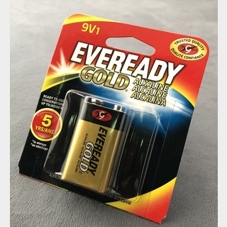 EVEREADY EVEREADY GOLD 9V  【NEW】
