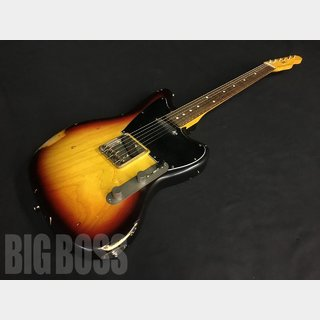 Nash Guitars T-Master (3 Tone Sunburst / Medium-Aged) #NG4281