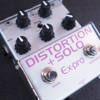 Ex-pro D+S Distortion + Solo